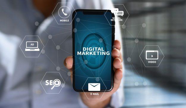 دیجیتال مارکتینگ و انواع آن